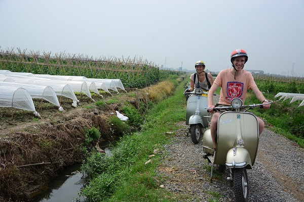Explore Hanoi tour on Vespa - A different way to see real Vietnam - Luxury Travel Blog