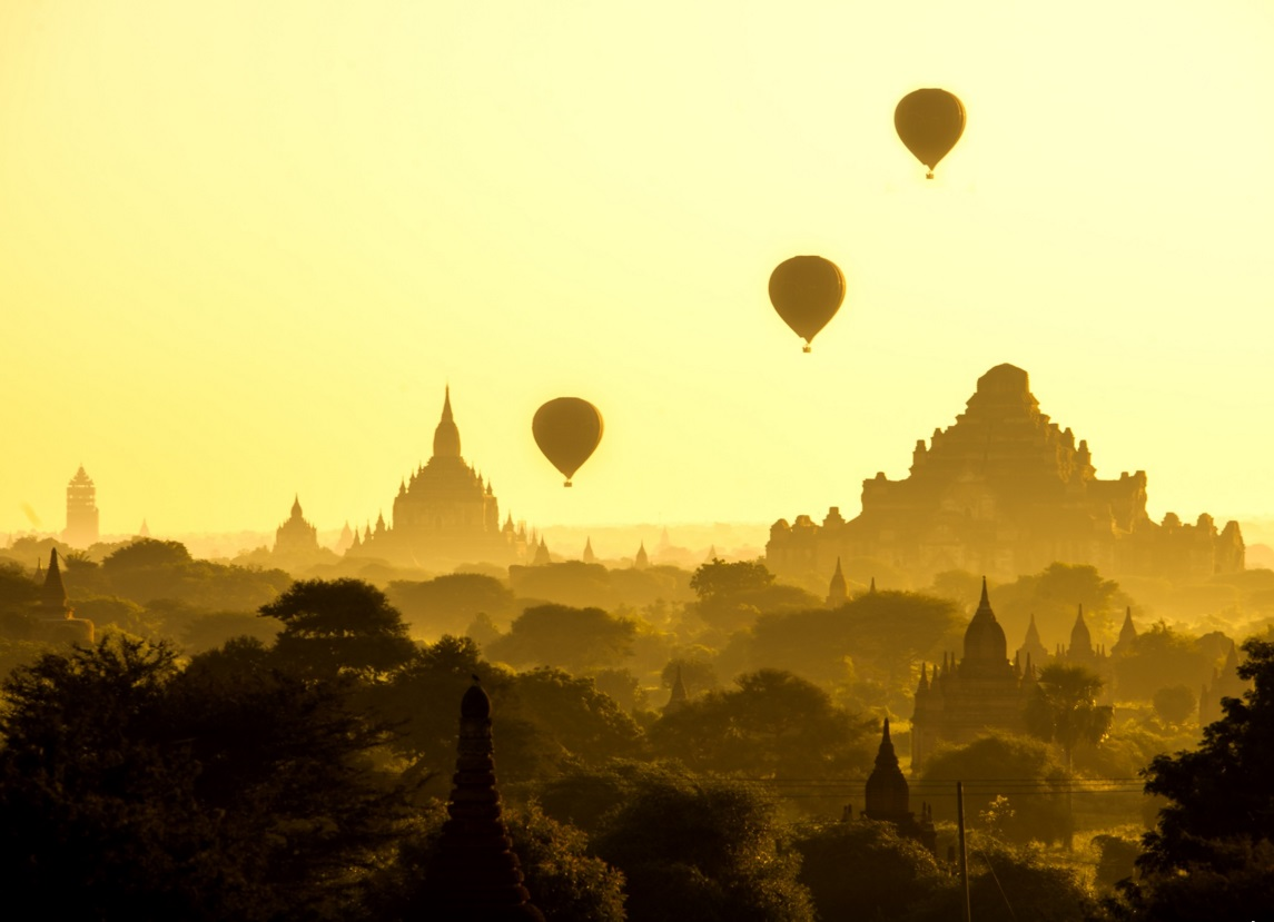 bagan valley myanmar holiday