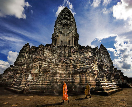 Beautiful places of Cambodia Tour Packages