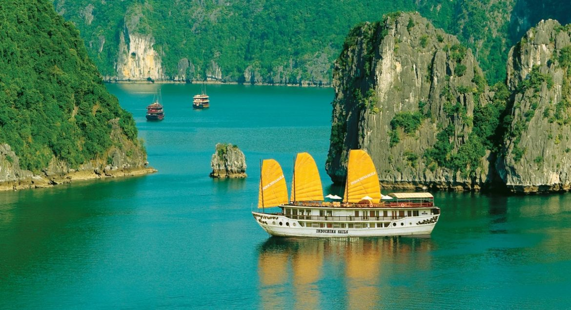 Halong Bay for a Vietnam Packages Tours