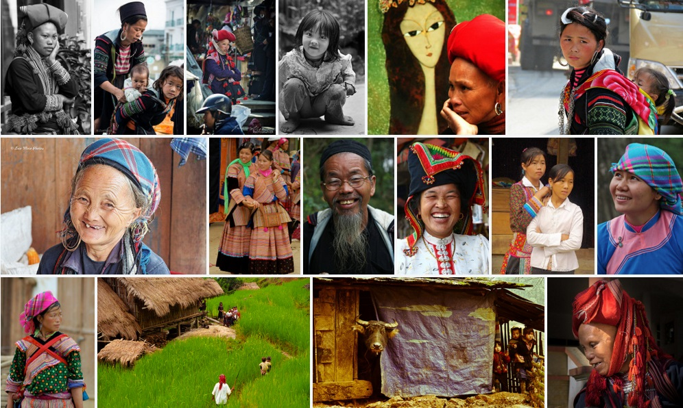 holiday to vietnam to visit sapa ethnic minorities