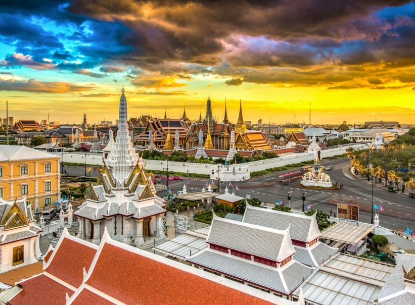 24 Hours in Bangkok, Thailand