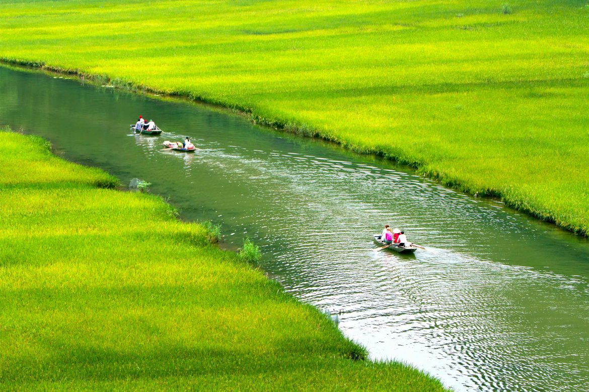 Tours to Vietnam and Cambodia