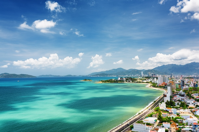 Indochina Holiday Packages - Nha Trang coastline