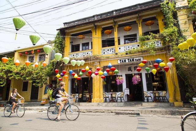Hoi An, wellness town