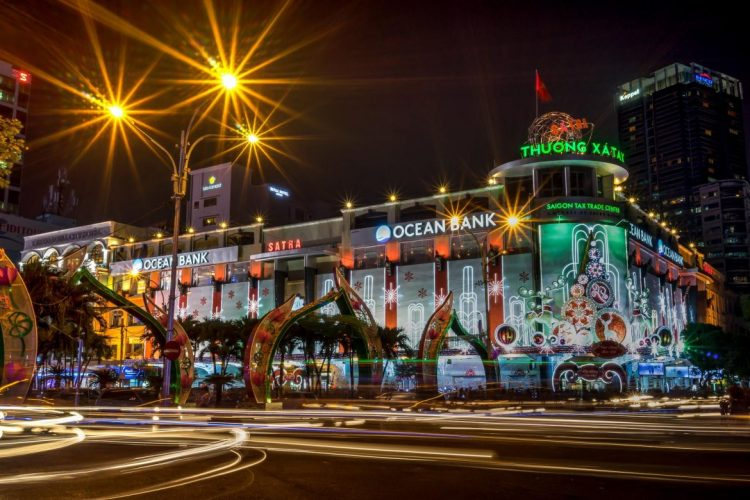 Saigon - BEST PLACES TO SPEND CHRISTMAS IN VIETNAM