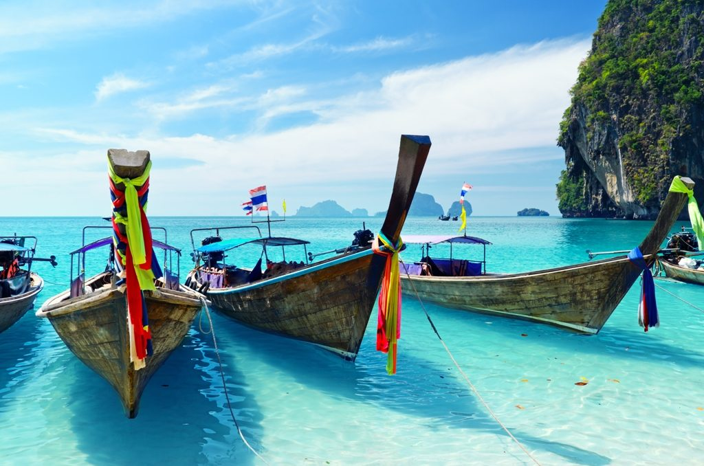 Southeast Asia on your 2018 Travel Wishlist