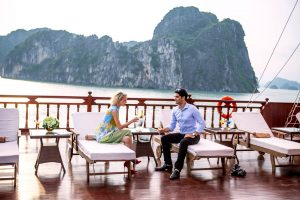 Emperor Cruises Bai Tu Long Bay