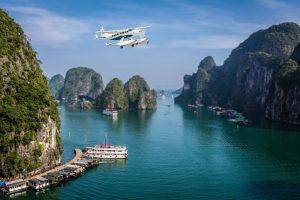 Halong Bay Seaplane Tour
