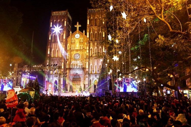 Christmas holiday to vietnam
