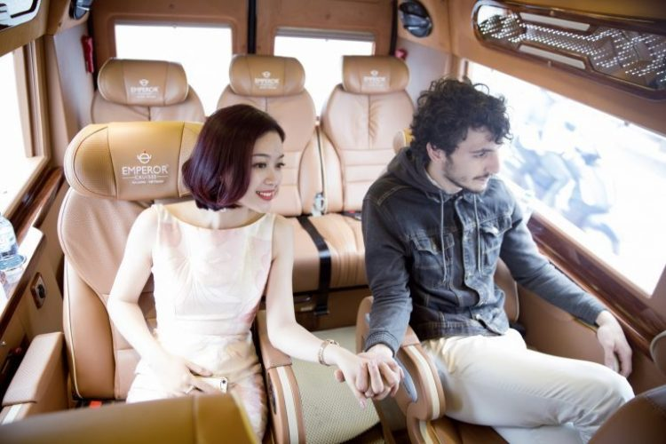 limousine service - luxury experience vietnam