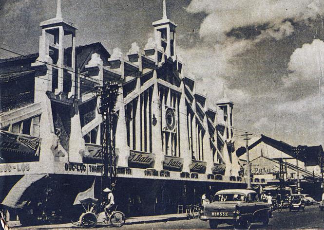 Tan Dinh market - Saigon Market