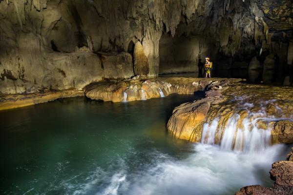 Tu Lan cave - Phong Nha Ke Bang National Park