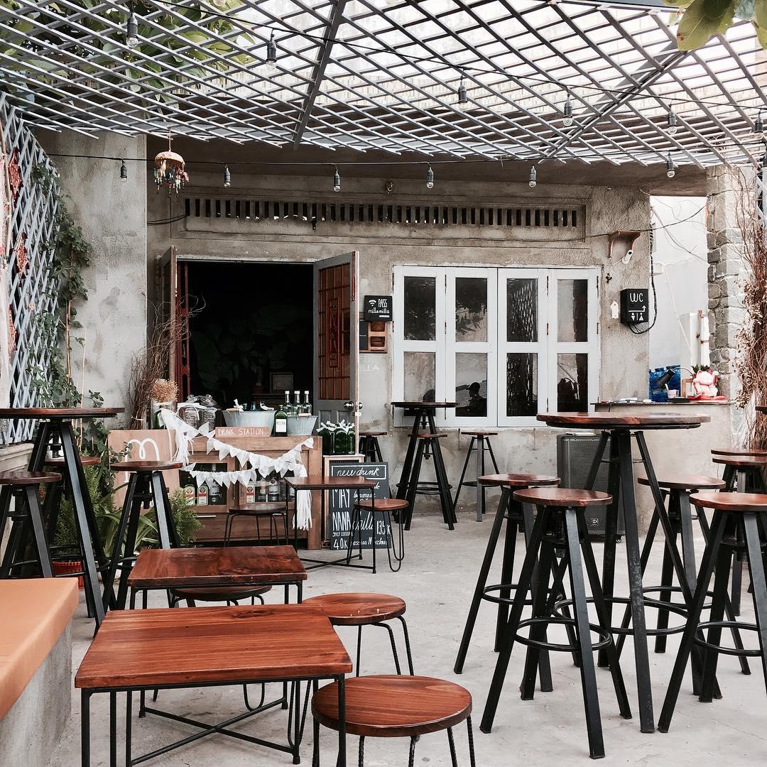 Cafe in Vung Tau Vietnam