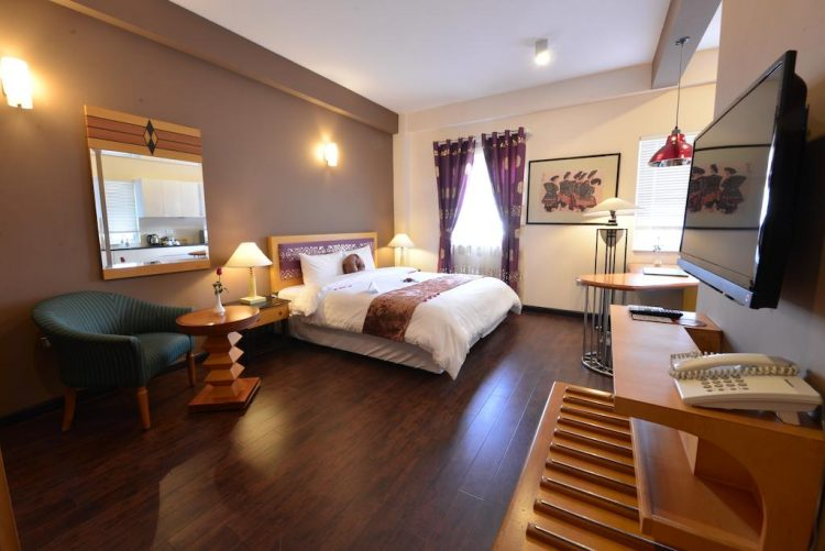 Sunvilla Hotel Vung Tau Vietnam