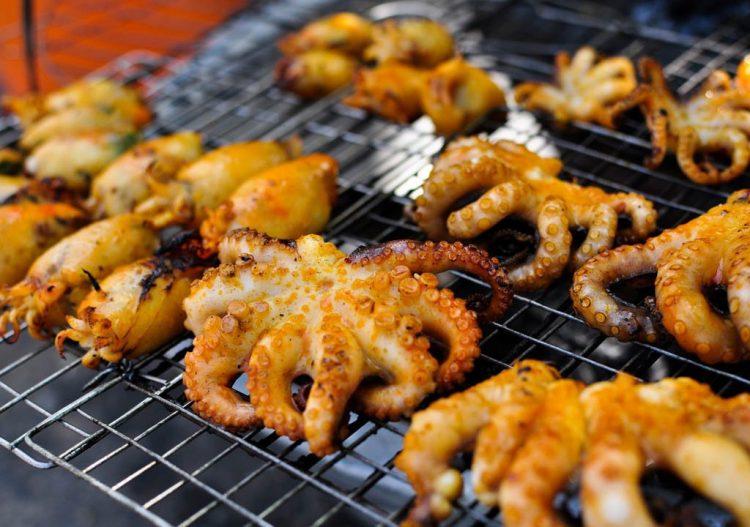 seafood Vung Tau Vietnam