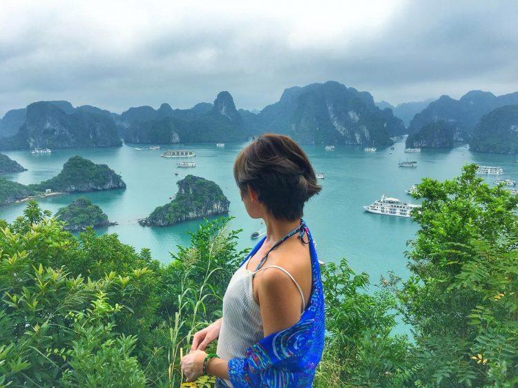Cong Do Island - Halong Bay