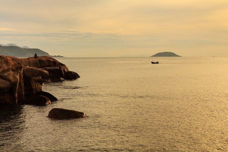 Hon Chong Island - Nha Trang Beach Vietnam