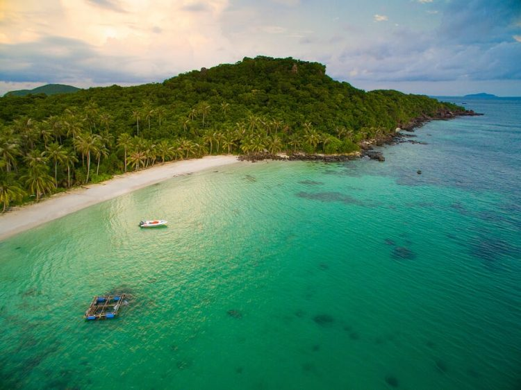 phu quoc beach - most beautiful beaches in vietnam