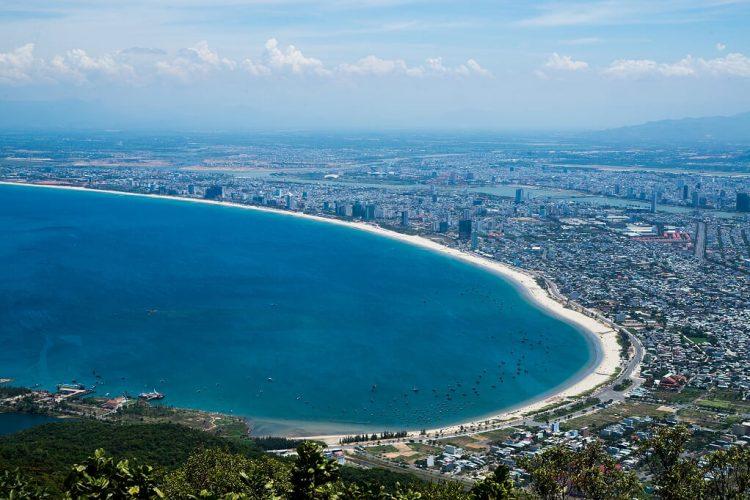 my khe beach danang - most beautiful vietnamese beach