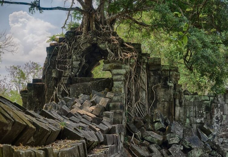 Beng Mealea Temple - travel agencies in cambodia