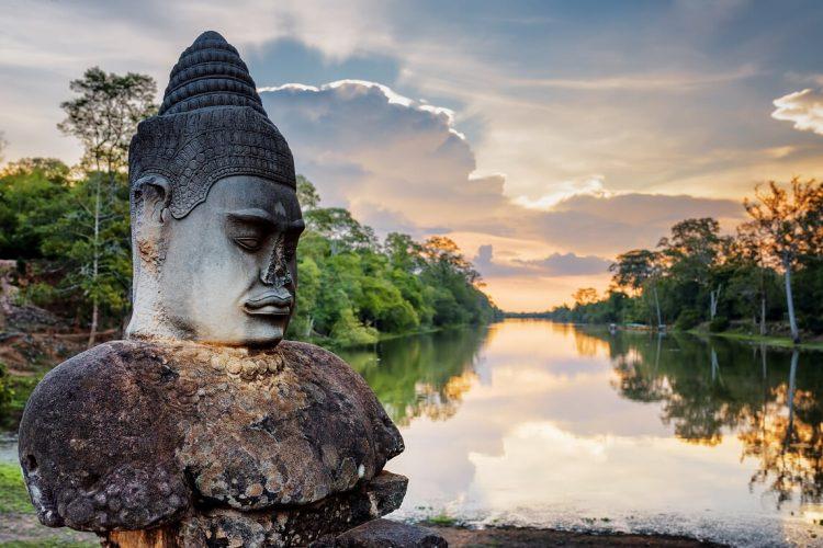 angkor thom - travel agencies in cambodia