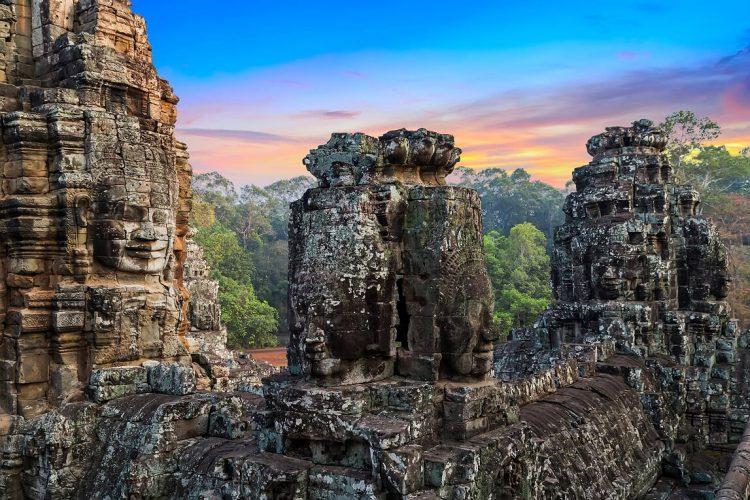 Bayon Temple - Travel agencies in Cambodia