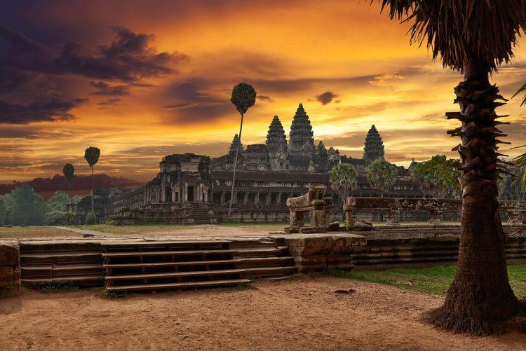Cambodia Siem Reap - vietnam cambodia itinerary 3 weeks