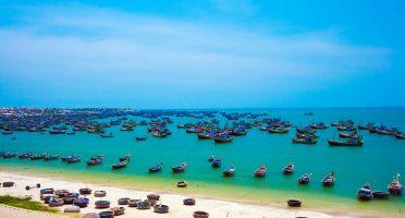 Escape Hot Time to Vietnam 18 days