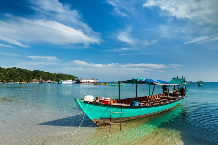 Sihanoukville - best time to visit vietnam and cambodia