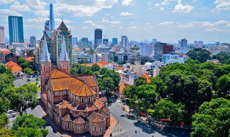 hochiminh city - vietnam cambodia itinerary 3 weeks