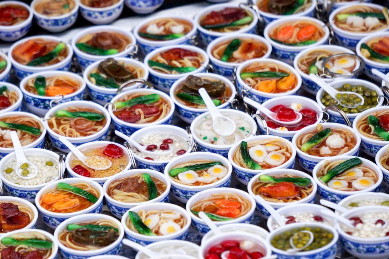 variety vietnamese cuisine