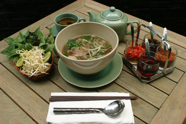 pho bo vietnamese cuisine