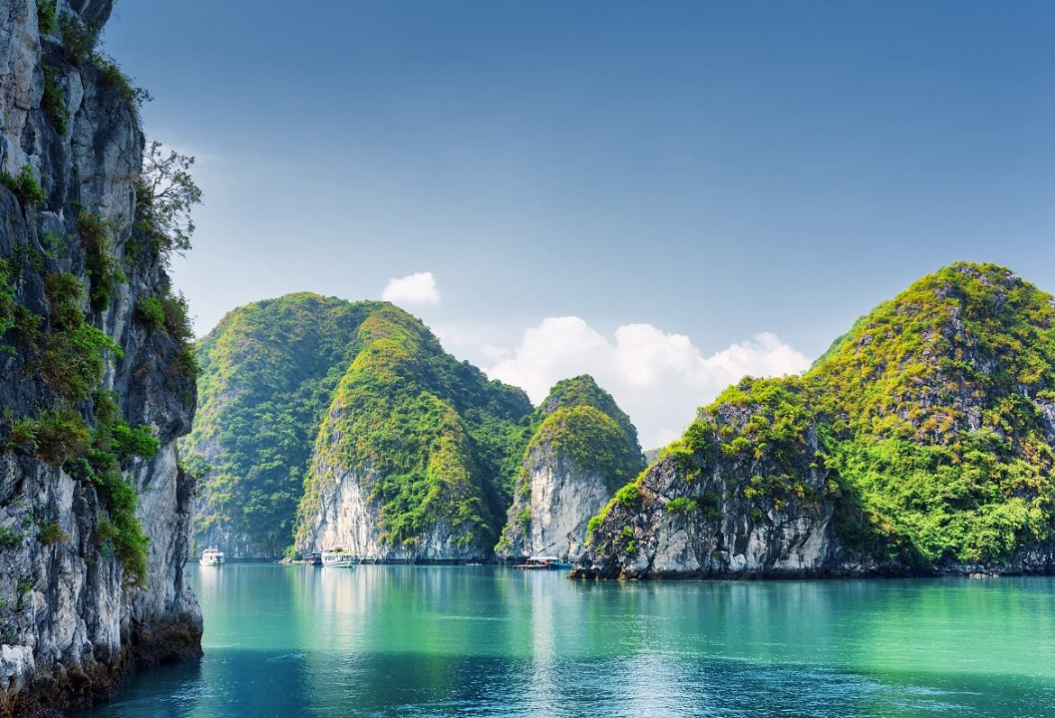halong bay luxury travel trends in vietnam and cambodia in 2019