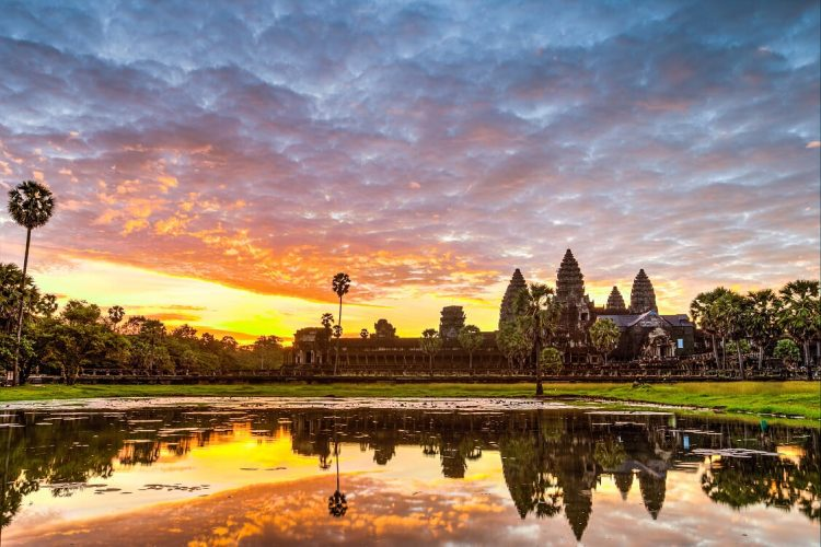angkor - Vietnam Cambodia Tour - Sightseeing tour