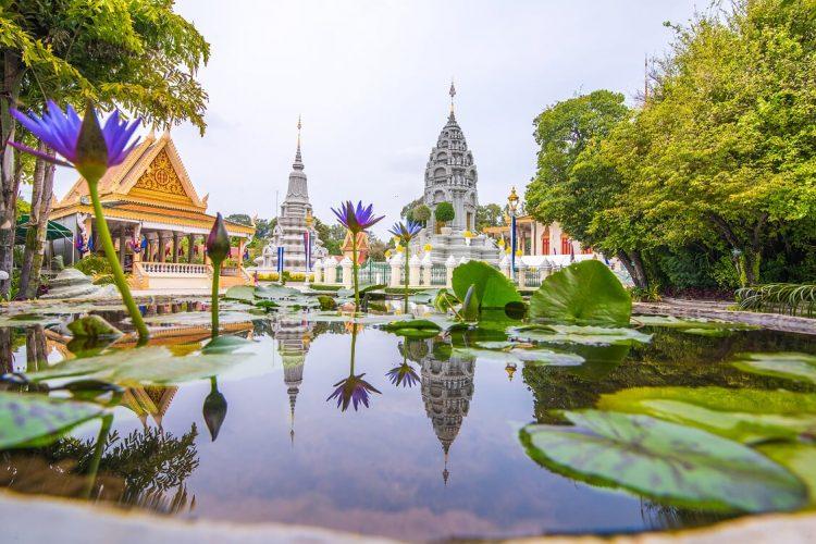 royal palace - Vietnam Cambodia Tour - Sightseeing tour
