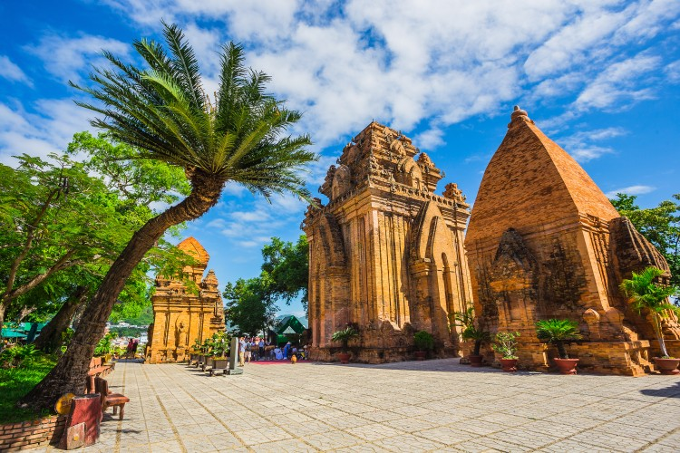Po-Ngar-Cham-Towers-Is-Vietnam- Safe- for-Family-with-Kids