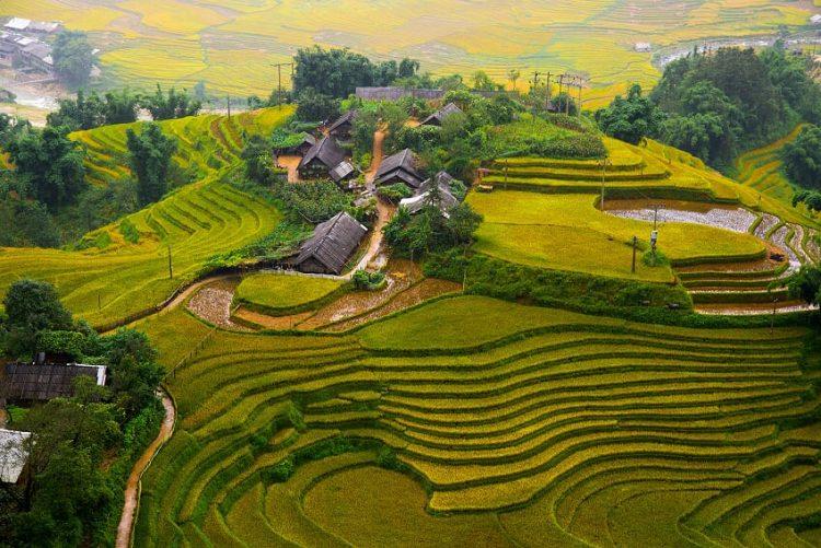 sapa-10+-Awe-Inspiring-Destinations-For-Cambodia-&-Vietnam-Trekking-Tours