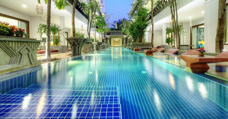 hotels and resorts for a romantic Vietnam Cambodia tour