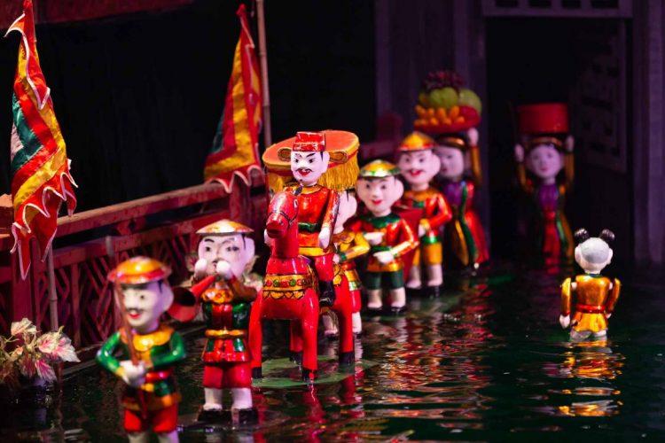 Art Performances For Vietnam Cultural Tours