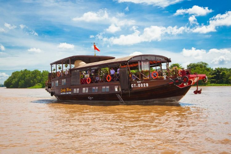 Lady Hau cruise - The best cruises for your unforgettable tour trip in Vietnam