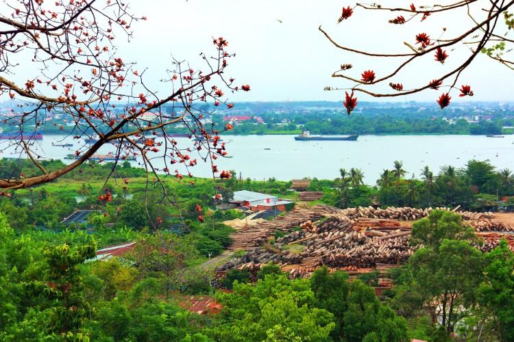 cambodia to vietnam