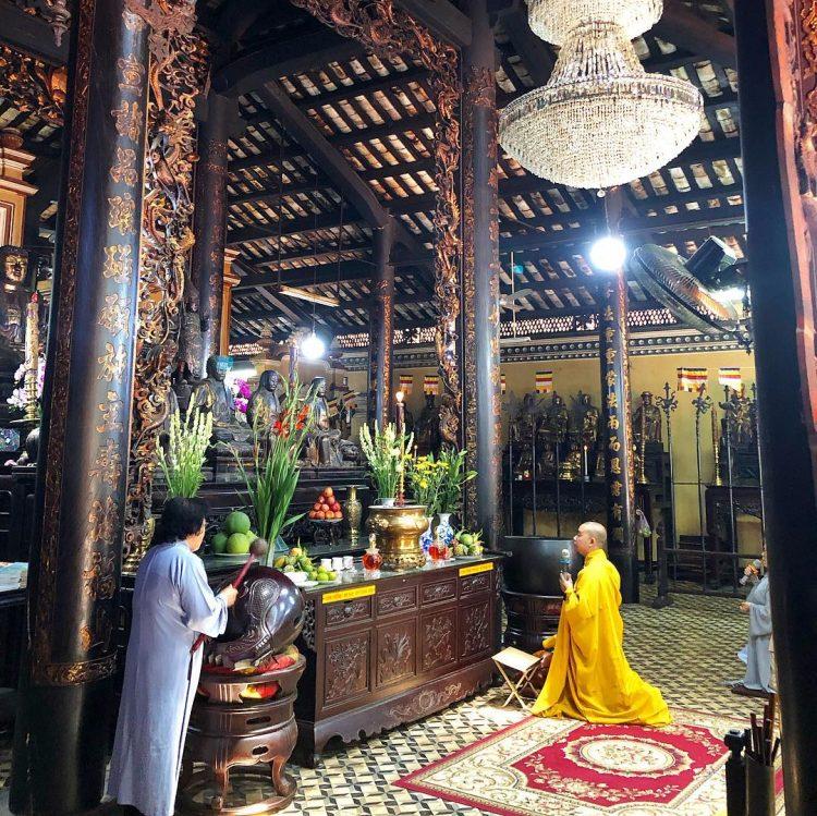 Giac Lam Pagoda Saigon - Pay A Visit To The Sacred Buddhist World