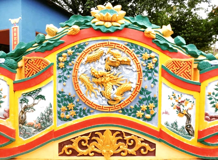 All about Sung Hung Pagoda, the oldest pagoda on Phu Quoc island