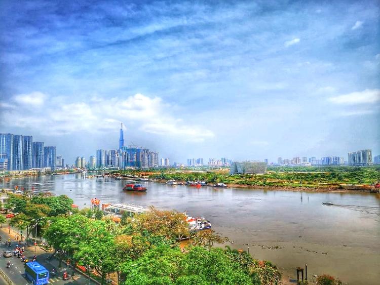 Thanh Da Island - The Quiet & Peaceful Countryside Amidst Saigon