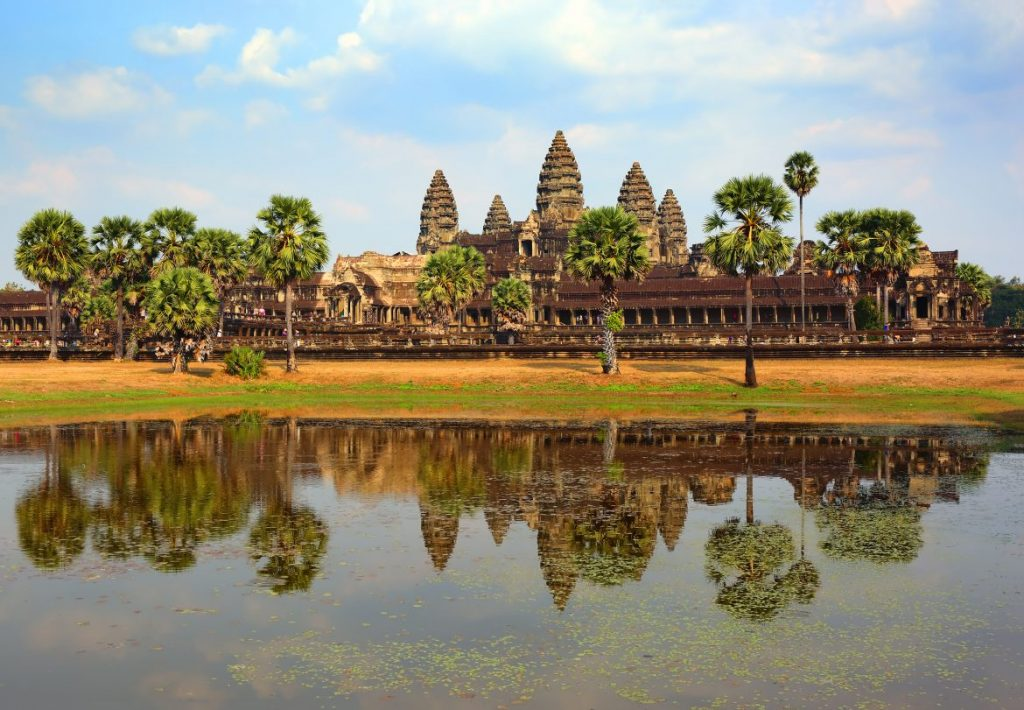 EXOTIC HONEYMOONS WITH VIETNAM AND CAMBODIA TOUR PACKAGES