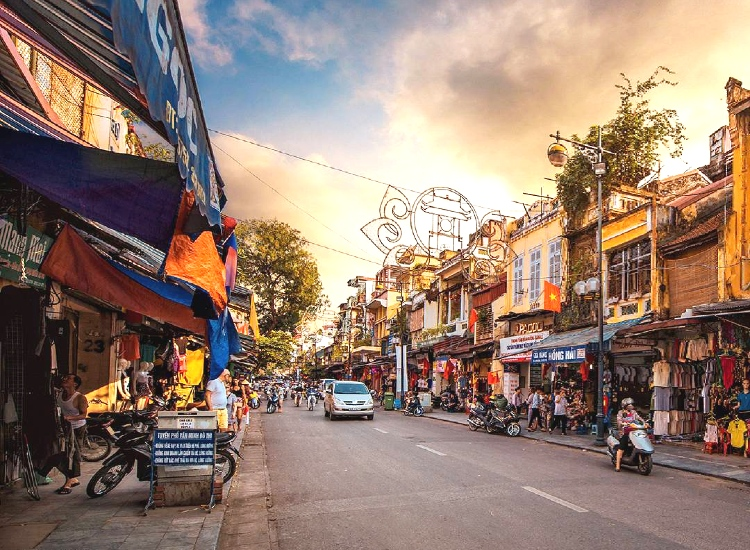 36 Old Streets – A Soulful Part of Hanoi, Vietnam