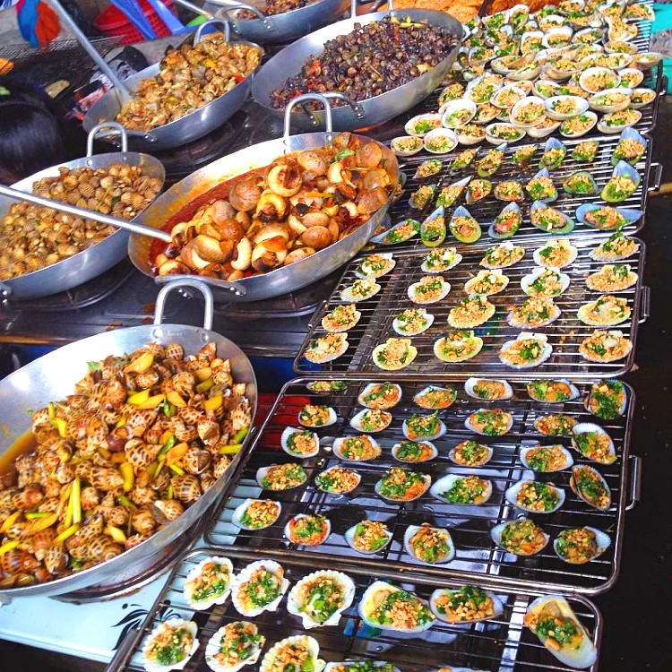 TOP 5 FAMOUS MARKETS IN PHAN THIET