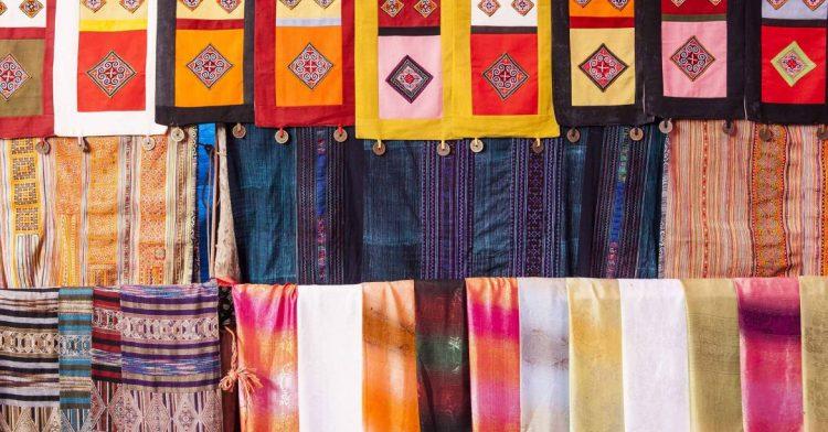 Van Phuc Village- Expedition to Vietnam handicraft