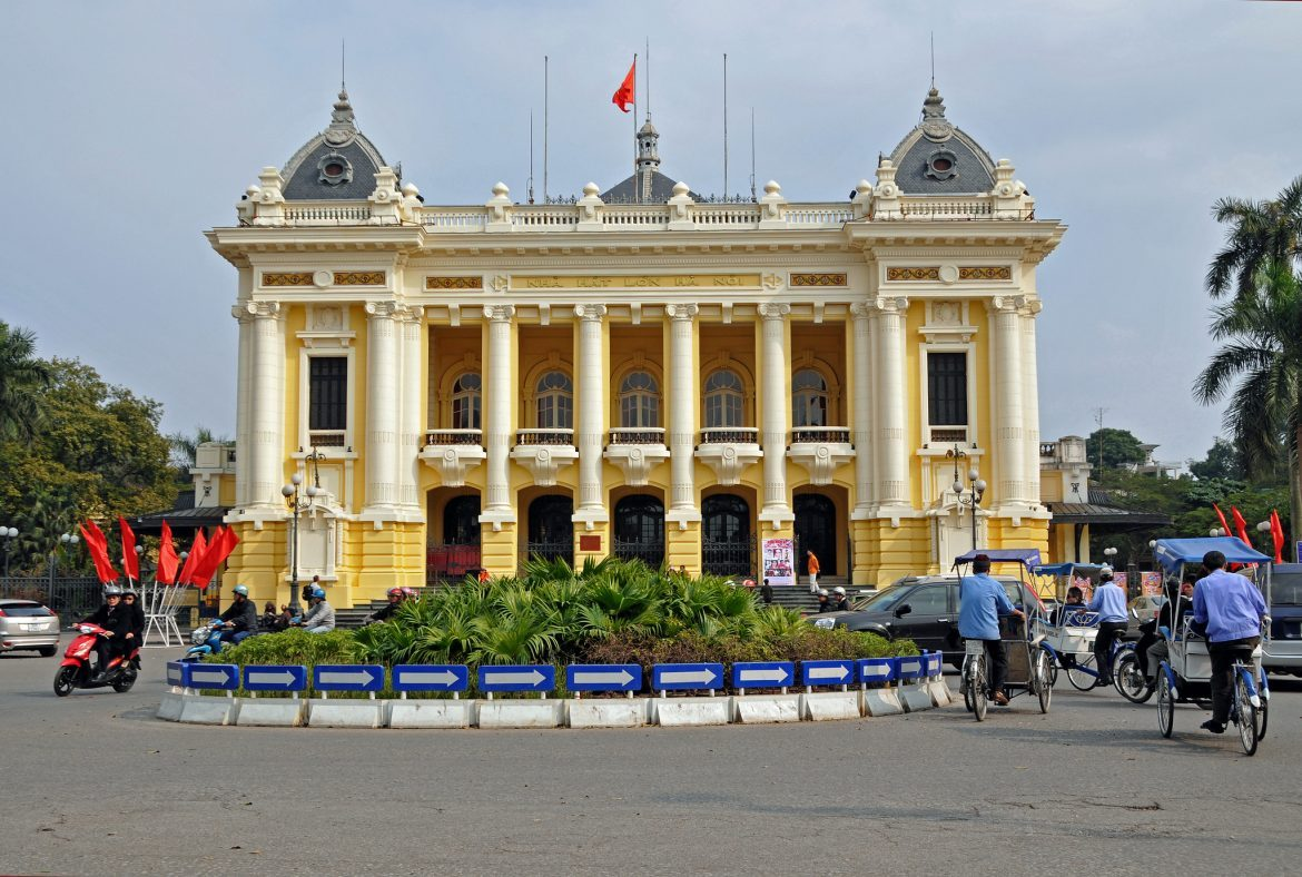 Hanoi Opera House - a witness of time